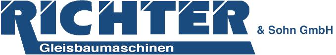 Richter & Sohn Gleisbaugeräte und Gleisanhänger